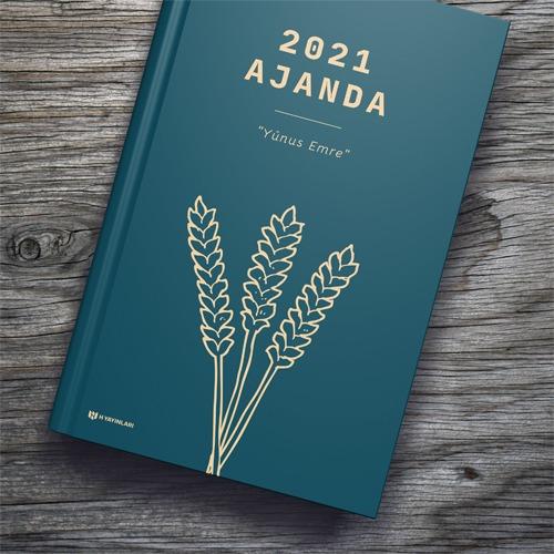 2021 Ajanda -