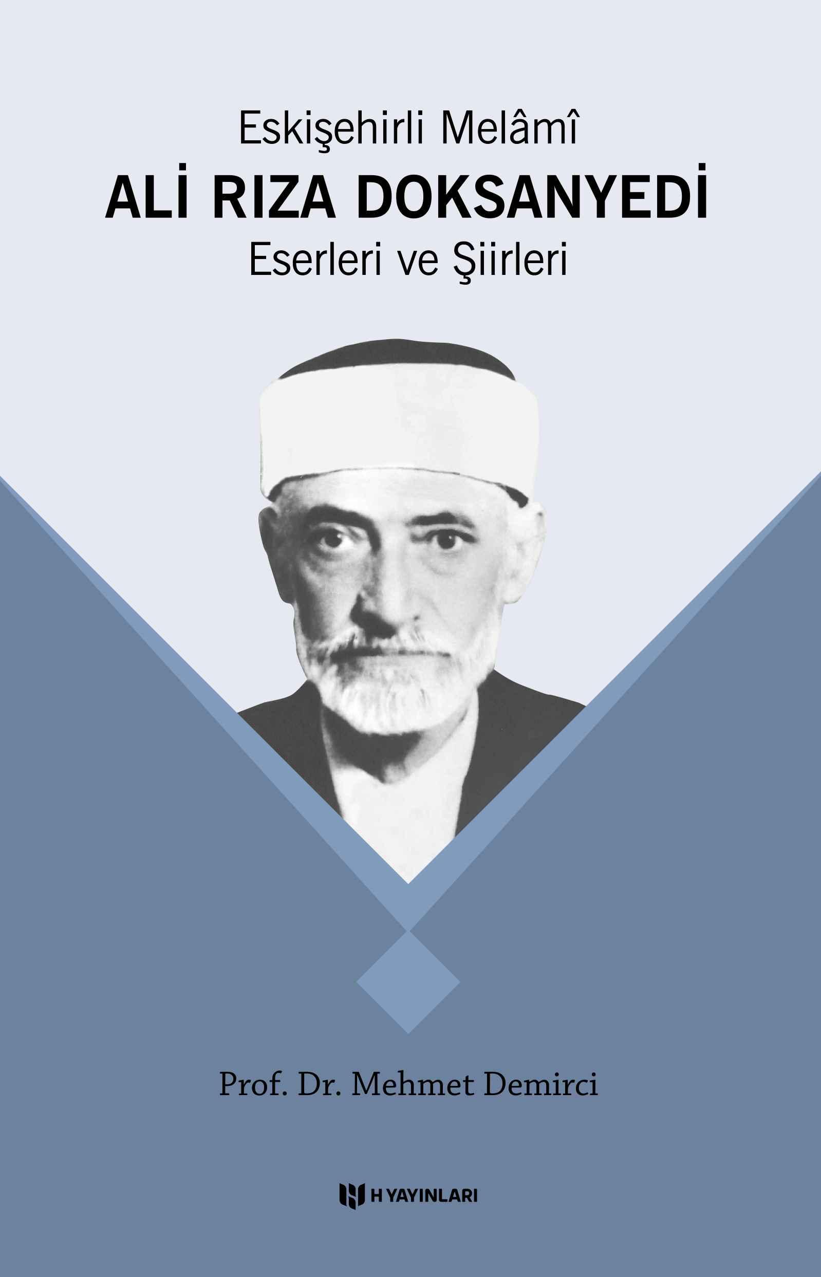 Eskişehirli  Melâmi Ali Rıza Doksanyedi